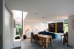 Verrassende hoekjes uit het niets…, 3010 KESSEL-LO - Architectenkantoor: Rooom…