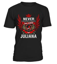 # Top Shirt for Never Under Estimate Power of JULIANN  front .  shirt Never Under-Estimate Power of JULIANN -front Original Design. Tshirt Never Under-Estimate Power of JULIANN -front is back . HOW TO ORDER:1. Select the style and color you want:2. Click Reserve it now3. Select size and quantity4. Enter shipping and billing information5. Done! Simple as that!SEE OUR OTHERS Never Under-Estimate Power of JULIANN -front HERETIPS: Buy 2 or more to save shipping cost!This is printable if you…