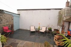 1 bedroom cottage to rent in New Street - Penryn - Rightmove. Property For Rent, Cottage, Patio, Outdoor Decor, Home Decor, Decoration Home, Terrace, Room Decor, Porch