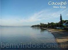 Praia Cacupé, Florianópolis, Santa Catarina, Brasil.