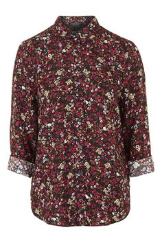 Rosehip Ditsy Shirt - New In This Week - New In - Topshop