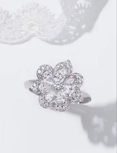 Chopard, Heart Ring, Engagement Rings, Crystals, Diamond, Jewelry, Enagement Rings, Wedding Rings, Jewlery