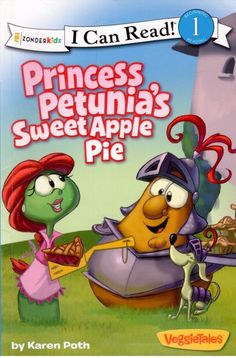 I Can Read - Level 1 - Princess Petunia s Sweet Apple Pie -Early Reader - S/Hand