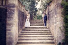 Bride and groom photograph at Tylney Hall Wedding. Photography by one thousand words wedding photographers www.onethousandwords.co.uk