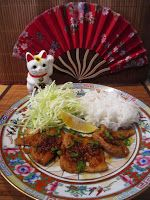 Otaku Family: Shogayaki - Ingwer Schweinefleisch