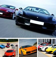 Been driving Dad crazy? Make it up to his this #FathersDay with an awesome supercar #driving experience day