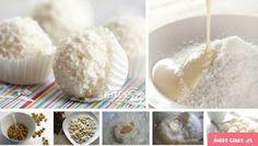Bez pieczenia: Ciasteczka rafaello