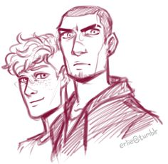 i'm not sure if these guys are wyland and jesper or adam and ronan