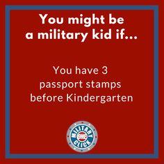Milspousefest - The modern network for military spouses and families. Military Memes, Military Spouse, Before Kindergarten, Passport Stamps, Birthday, Kids, Young Children, Birthdays, Boys