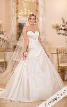 Wedding Dresses - Wedding Dress by Stella York - Style 5979