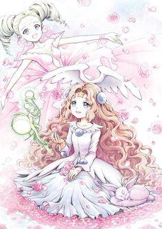 Cartas Clow/Sakura Flor (the Flower), Brillo (the Glow), Carrera (the Dash) & Esperanza (the Hope) - Sakura Card Captor Anime Chibi, Manga Anime, Fanarts Anime, Cardcaptor Sakura, Syaoran, Anime Sakura, Sakura Card Captors, Anime Girls, Xxxholic