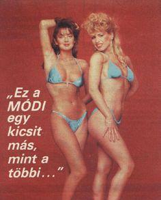 A legszebb magyar szupermodellek, topmodellek, sztármanökenek, manekenek, fotómodellek (RETRÓ): Kalmár Zita szupermodell Biro, Bikinis, Swimwear, Hungary, Beauty, Posters, Fashion, Kalmar, Bathing Suits
