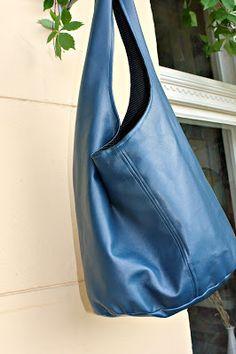 Schicke Tasche - kostenloses Schnittmuster + Tutorial