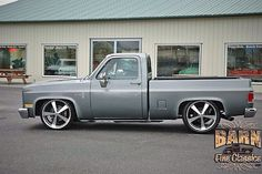 Chevy box truck