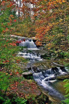 Hocking Hills Ohio