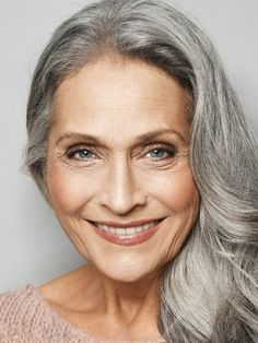 Aging with a beautiful smile!