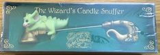 Item #: 013918. Wizard's Candle Snuffer. POCKET DRAGONS. Pocket Dragons. ©Real Musgrave The Whimsical World of Pocket Dragons. | eBay!