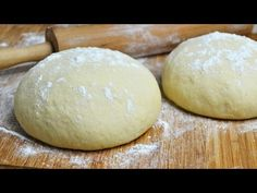 No-Yeast Pizza Dough - Kitchen Cookbook Small Pizza, Big Pizza, Pizza Hut, Pizza Dough From Scratch, No Yeast Pizza Dough, Fresh Basil Recipes, Bread Recipes, Cooking Recipes, How To Make Pizza