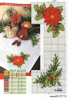 Manteles de navidad manteles pinterest navidad y - Manteles de navidad ...