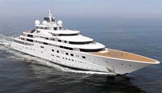 This Is the $700M Superyacht That Leo DiCaprio Used to Watch the World Cup