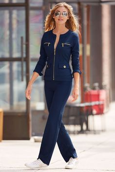 Elegance is easy at Boston Proper. Shop chic, stylish summer clothes for women at Boston Proper to help you update your wardrobe for summer Sport Mode, Travel Chic, Travel Clothes Women, Dress The Population, Loungewear Set, Boston Proper, Casual Fall Outfits, Outfit Winter, Fashion Outfits