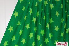 Lillestoff » Nicki Stars grün/grün« // derzeit nicht erhältlich