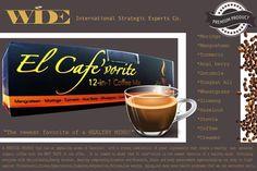Aromagicare El Cafe'vorite 12in1 Coffee Mix (Box of 10pcs)