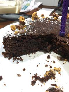[I Ate] Homemade Caramello Koala Chocolate Cake