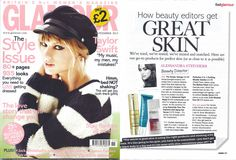 Our #KonjacSponges have been featured in Glamour Magazine! Order yours online www.allurecosmetics.co.za