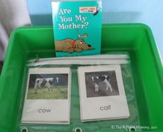 Are you my mother match, loveeeeee this.  One of my favorite children's books