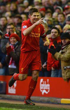 Steven Gerrard - Liverpool FC Legend