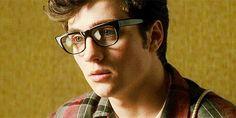 Aaron Taylor- Johnson as John Lennon in Nowhere Boy