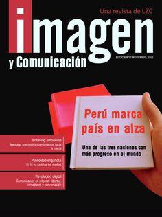Edición N°11 de la Revista Imagen y Comunicación