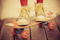Faça você mesmo: oficina de skate para crianças