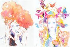 adobe illustrator drawings - Google Search