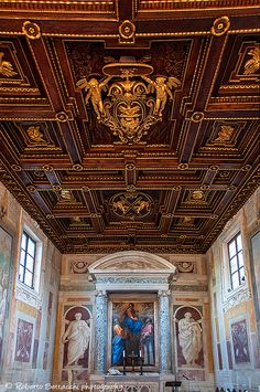 St. Andrew Oratory at Celio Rome - Italy | Flickr - Photo Sharing!