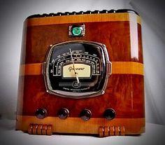 1938 Grunow Model 518 Cube Radio