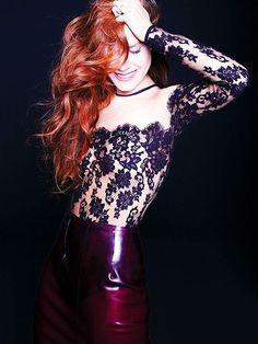 Amy Adams red hair