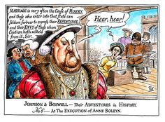 Johnson and Boswell at the Execution of Anne Boleyn | History Today