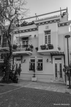 Old House, Athens, Greece