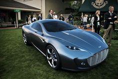 Aston Martin Concept Design Study GAUNTLET by Ugur Sahin (2010)