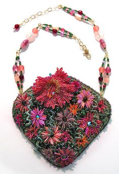 Kerrie Slade ~ Contemporary Beadwork - Beaders' Gallery
