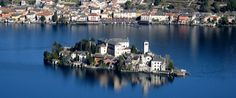 Whoever comes to Lake Orta is drawn irresistibly to its most beautiful village: the ancient burgh of Orta San Giulio, which faces the spectacular Island of San Giulio, a short distance away. The distinctive appearance of the burgh derives from the Renaissance and Baroque art which is a feature of its fine townhouses and beautiful gardens.