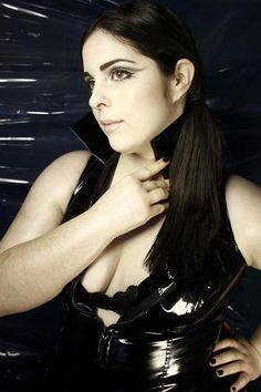 Model: Yael Perez, Photographer: Danny Portieous, Makeup: Kalven Kimball