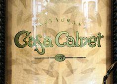 Casa Calvet, BARCELONA