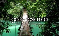 Visit COSTA RICA #costarica #travel #vacation