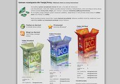 Zielona stara www