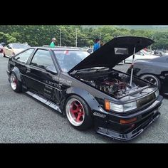 Toyota Corolla https://www.instagram.com/jdmundergroundofficial/ https://www.facebook.com/JDMUndergroundOfficial/ http://jdmundergroundofficial.tumblr.com/ Follow JDM Underground on Facebook, Instagram, and Tumblr the place for JDM pics, vids, memes & More #JDM #Japan #Japanese #Toyota #Corolla #levin #Trueno #AE86
