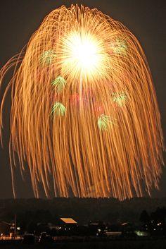 Katagai-maturi, Hanabi Latakia fireworks festival Japan