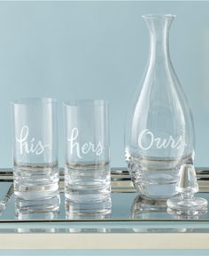 kate spade new york Two of a Kind Barware Collection - Bar Accessories - Dining & Entertaining - Macy's
